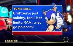 Sonik mówi