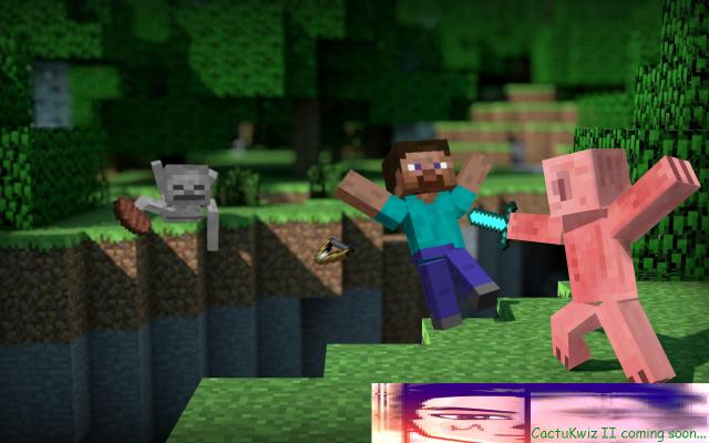 Przygody Steve'a odcinek 2