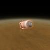 Testy lądownika na Tytanie