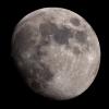 Księżyc Waxing Gibbous 92%