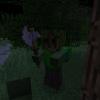 Drzewolud czyhający na przechodzących ścieżką kupców. (Vanilla)