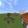 Moja minecraftowa farma :D