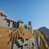 Zamek niezdobyty co na skale stoi [..]