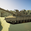 M1 Abrams CraftInfi
