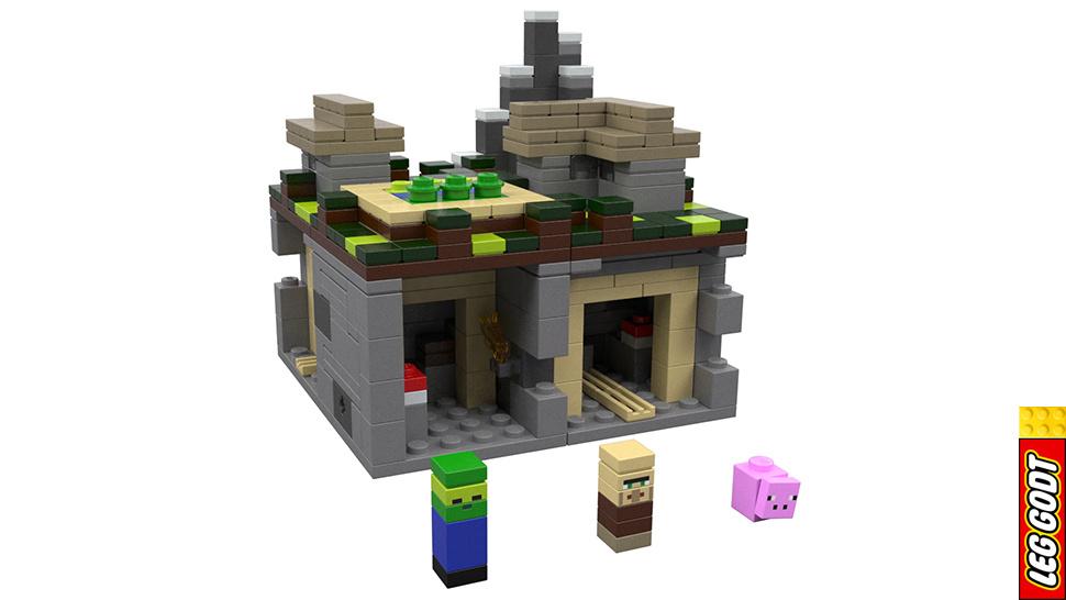 Nowe Zestawy Minecraft Od Lego Minecraft Portal Craftportalpl