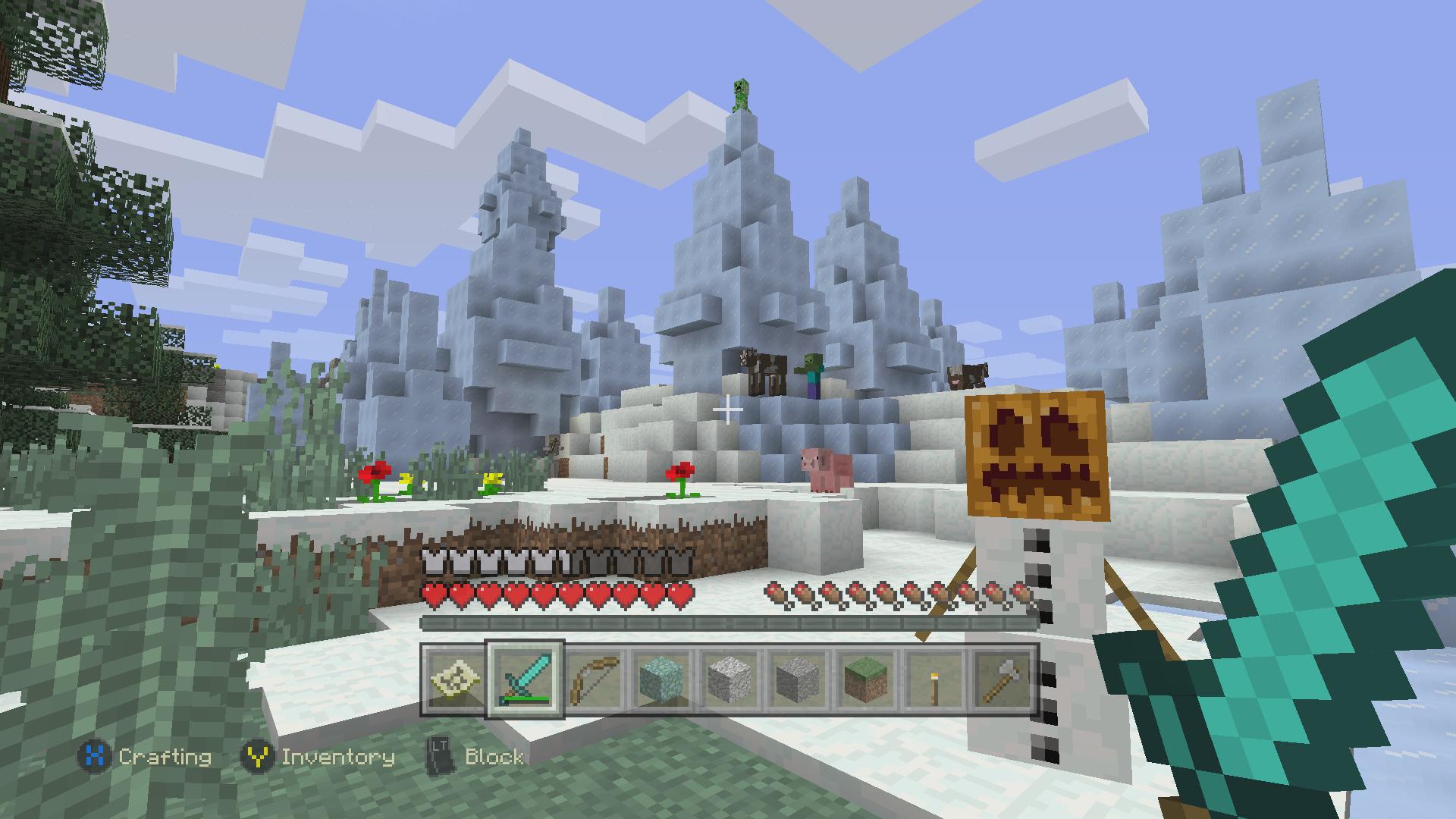 Скачать полную версию Minecraft PE 1.2.6 для Андроид