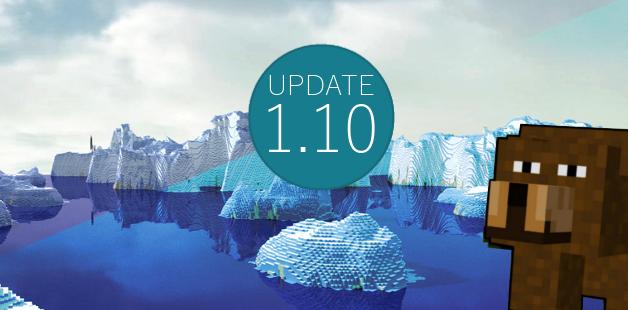 Minecraft 1.10 - Frostburn Update - Minecraft Portal ...