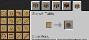 Stół części (Tinkers Construct)